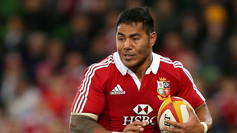 Manu Tuilagi: Rugby Sales Manager Alex Sanderson Says He Will Be Focus Of British And Irish Lions Tour |  Rugby news