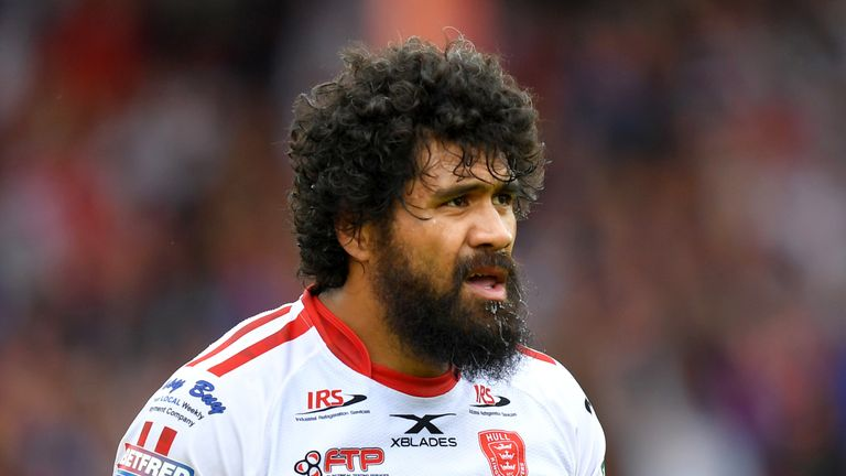 Masoe played for Hull KR between 2017 and 2020