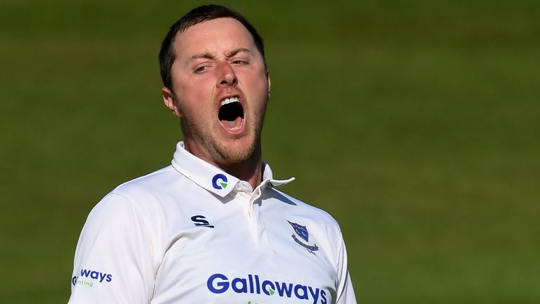 Sussex seamer Ollie Robinson could make his England Test debut against New Zealand