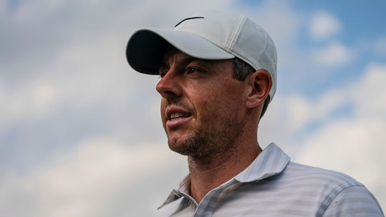Rory McIlroy is without a major title since 2014