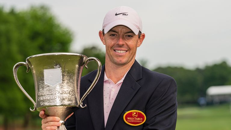 McIlroy's victory was his first in over 18 months