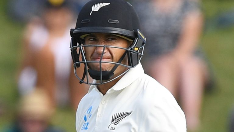 Ross Taylor scares New Zealand on day one of training camp ahead of test series in England |  Cricket News