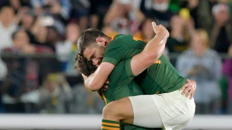 The two Tests against Georgia will be a welcome warm-up for the Springboks ahead of the British & Irish Lions series