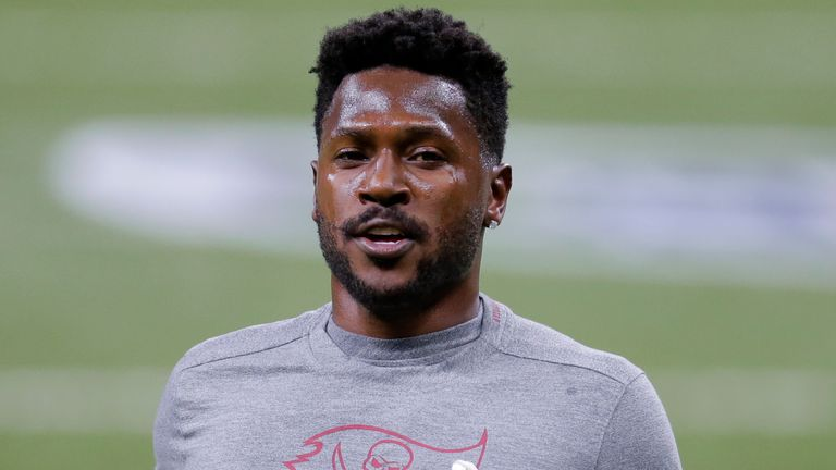 Antonio Brown has a reputation for attracting controversy