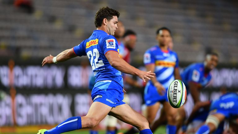Tim Swiel in action for the Stormers