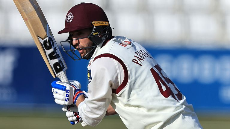 Wayne Parnell hit 33 to take Northamptonshire agonisingly close to their 220 target
