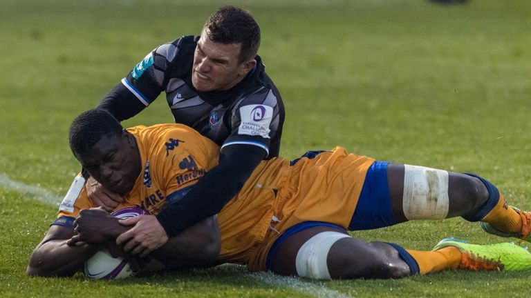Match Report – Bath 10-19 Montpellier