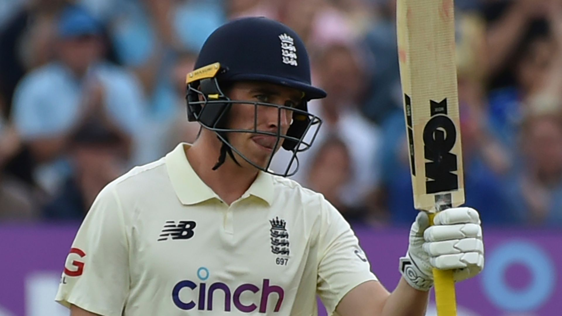 England boosted by Rory Burns and Dan Lawrence fifties after New Zealand's six-wicket burst following lunch
