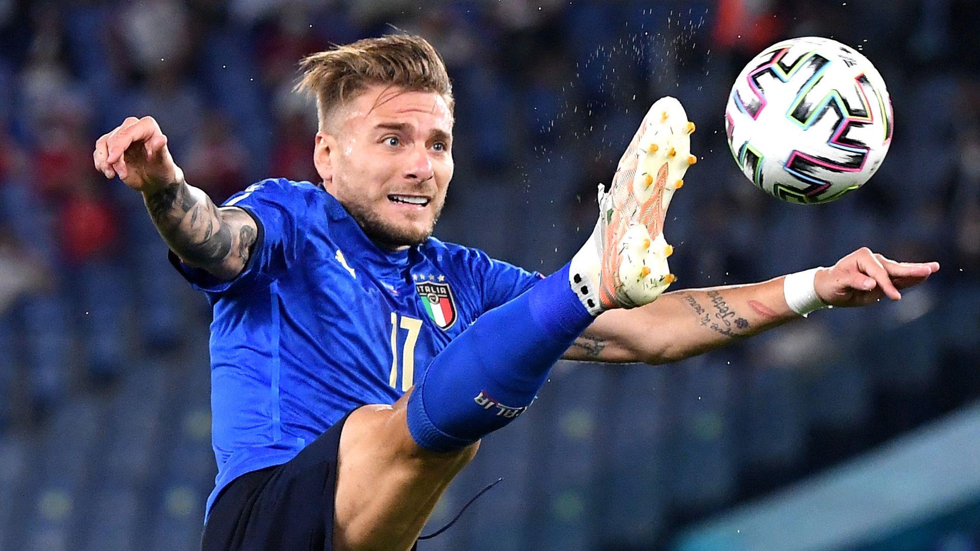 Italy ahead against Switzerland LIVE!