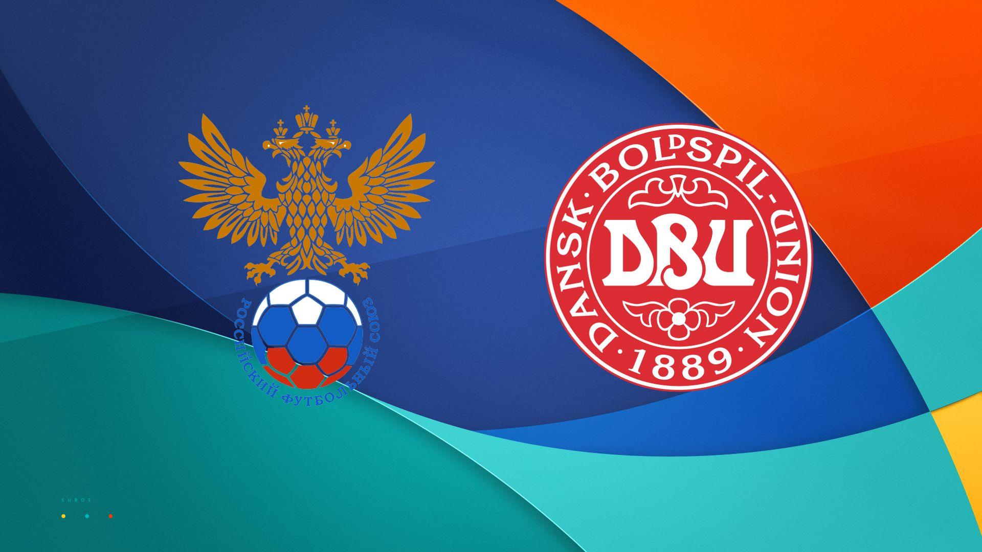 Russia vs Denmark LIVE!
