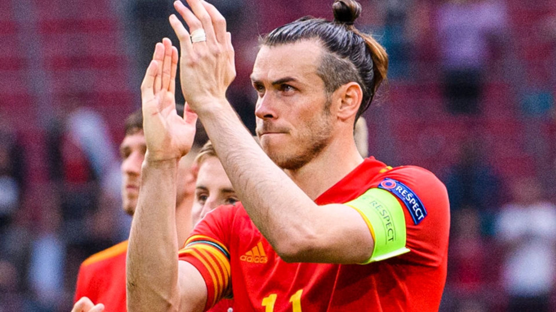 Bale confirms Wales future after interview walk-off