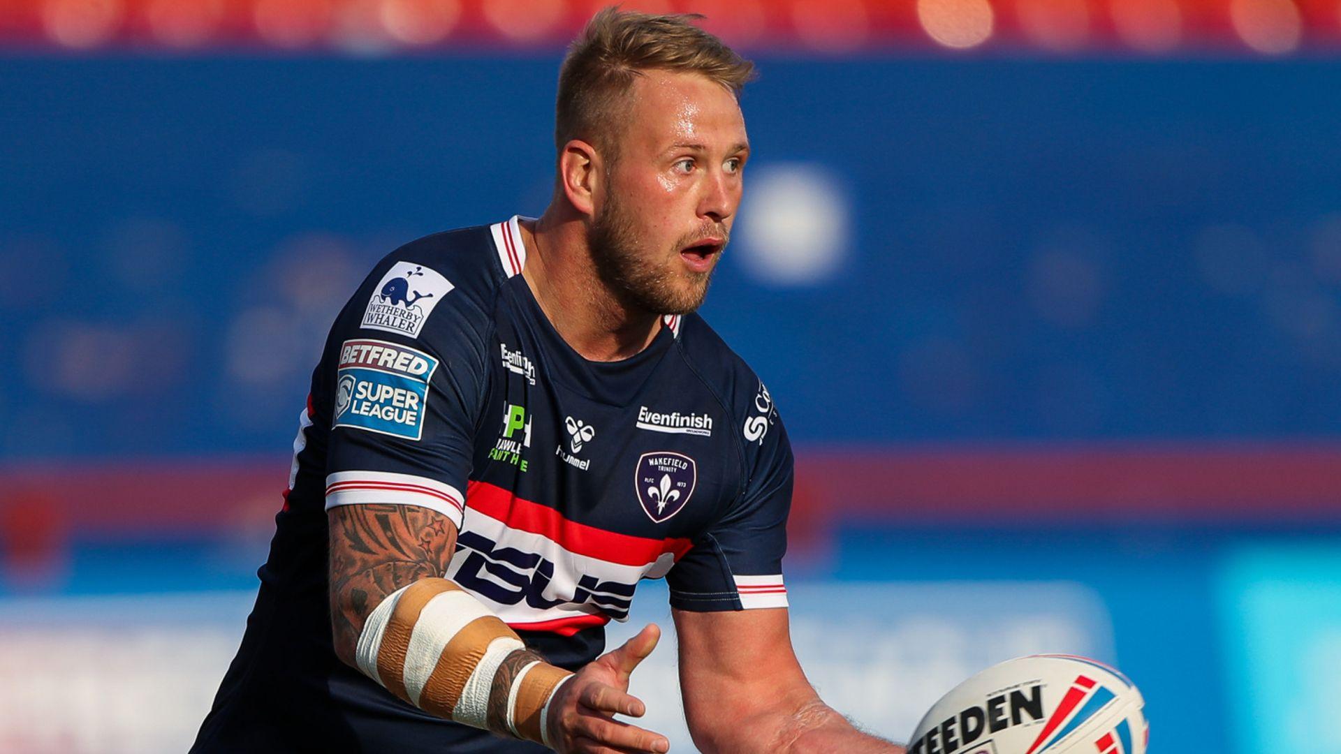 Westerman and Widdop get England call-ups