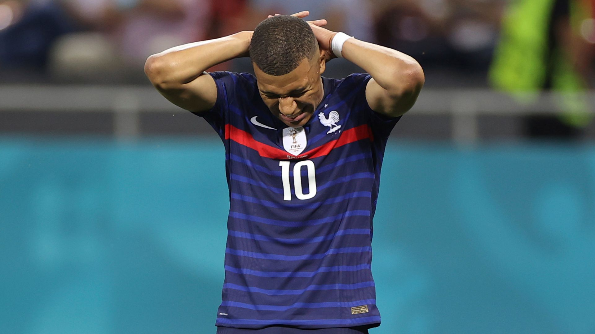 Mbappe misses vital penalty as Swiss dump out France in Euros epic