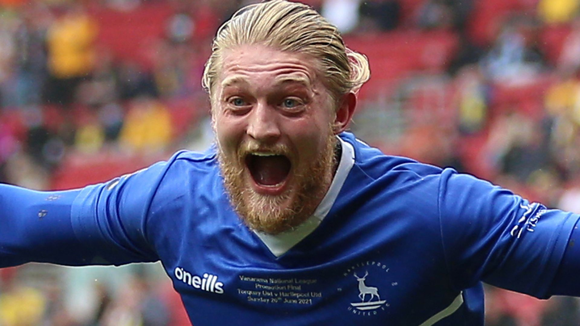 Hartlepool beat Torquay to return to Football League - sky sports
