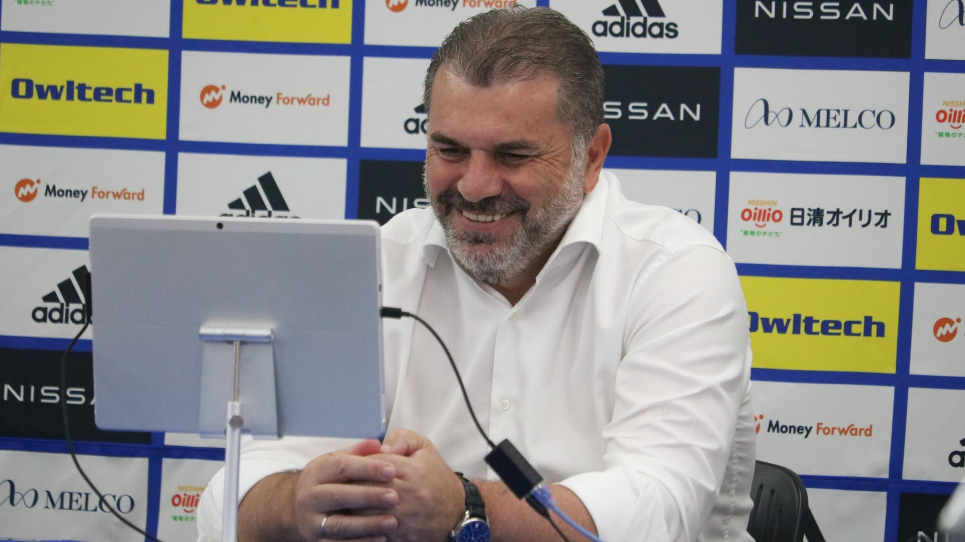 Postecoglou: Delighted with Celtic job, but sad to leave Marinos