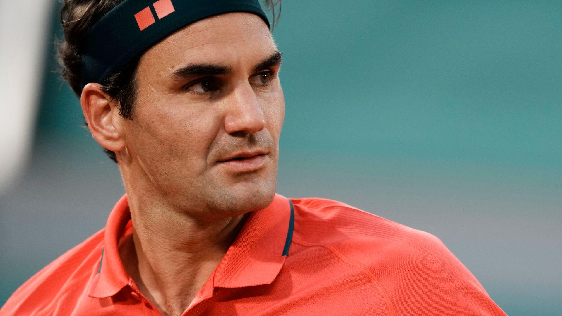 Federer: I've only seen improvement, no setbacks