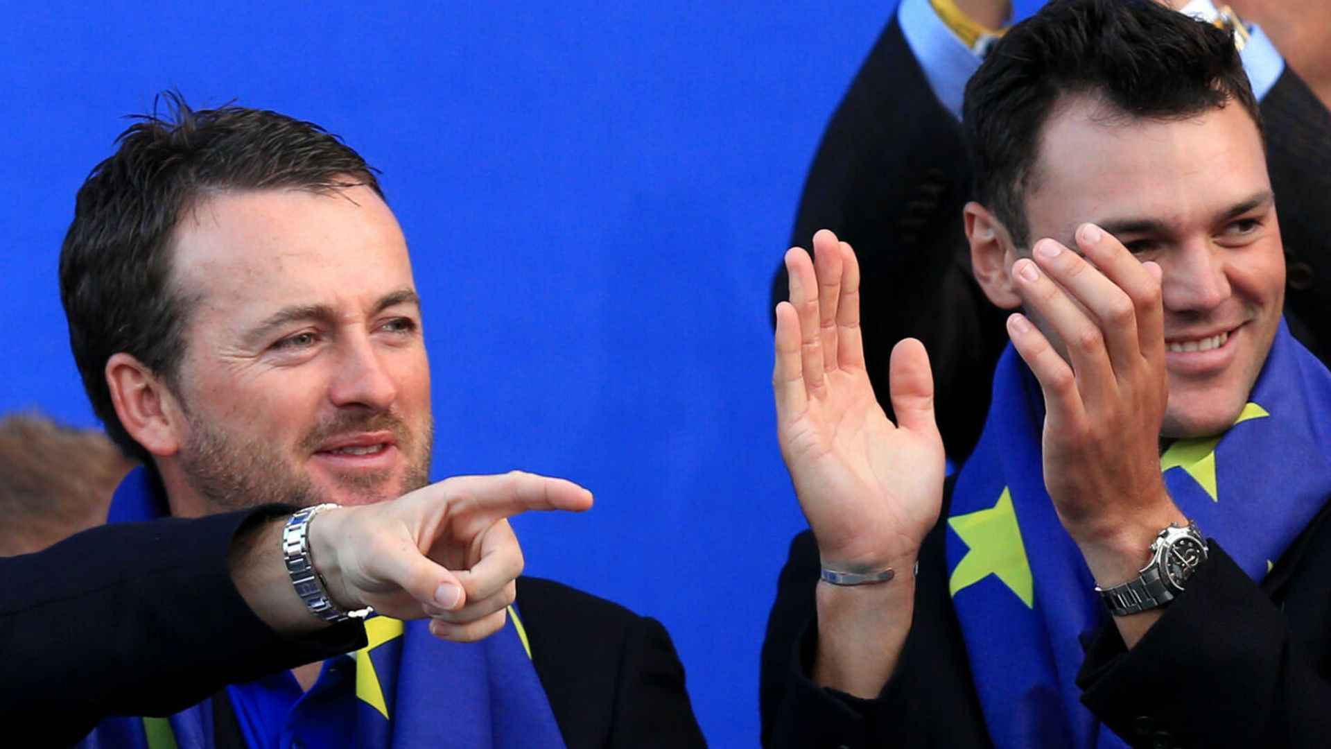 Kaymer, McDowell named Ryder Cup vice captains