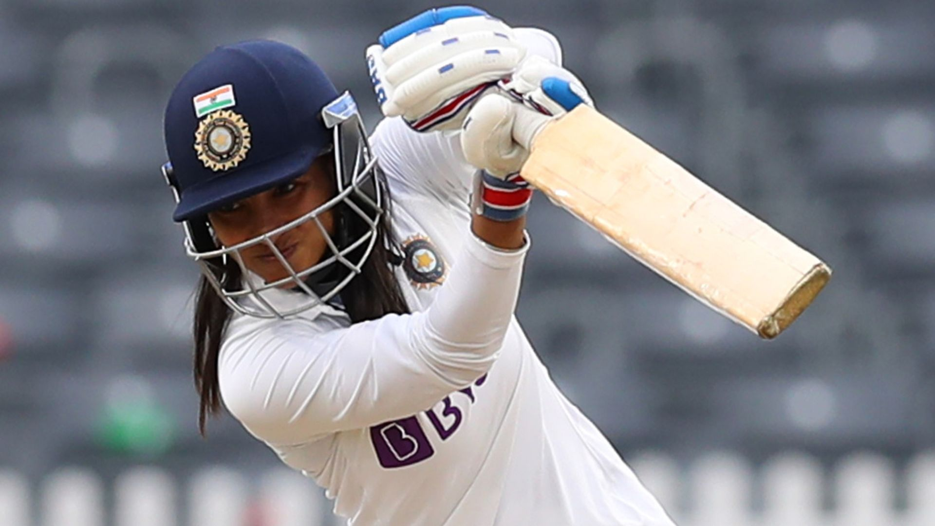Valiant India battle to draw with England Women