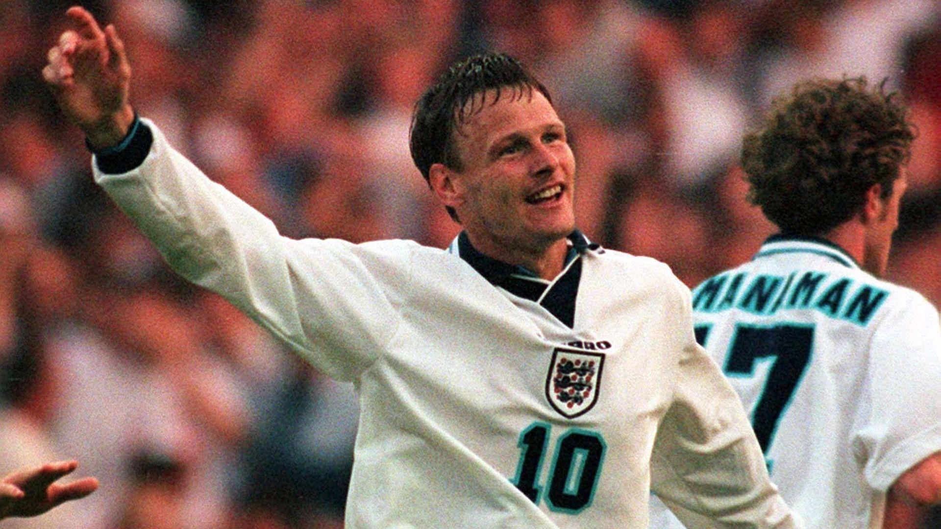 Sheringham and Fowler's Euro 96 memories