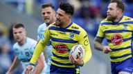 """Super League: Steve Price of Warrington Wolves hails Gareth Widdop as """"a great asset for England"""" 