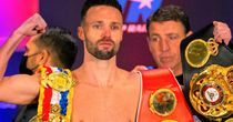 Taylor's world-title fight rescheduled after knee injury