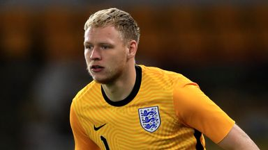 Sheffield United goalkeeper Aaron Ramsdale was recently called up to England