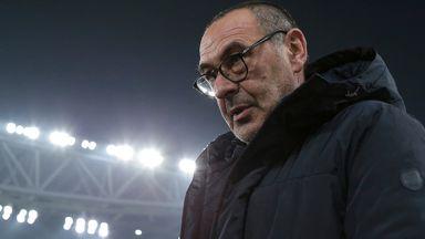 Maurizio Sarri has been appointed as Lazio's new head coach