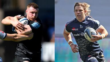 Will Sam Simmonds and Exeter, or Faf de Klerk and Sale book a Premiership final place on Saturday?