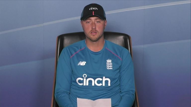 England seamer Ollie Robinson has apologised for the racist and sexist tweets he posted over eight years ago which emerged on the day of his Test debut