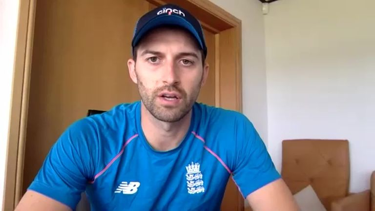 Wood says England have taken the Covid restrictions placed upon them seriously