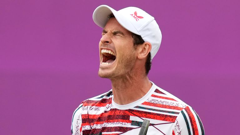 Andy Murray wants more games against the best after losing to Matteo Berrettini |  Tennis News