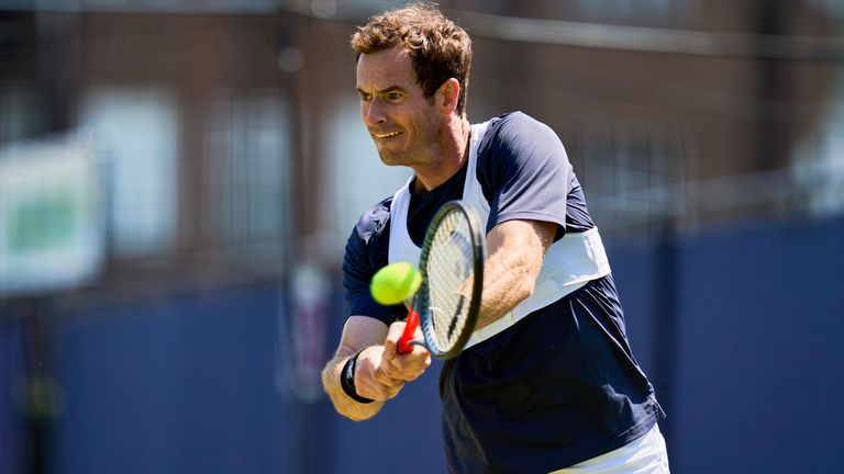 Murray hopes his body can hold up to the rigours of top-level tennis