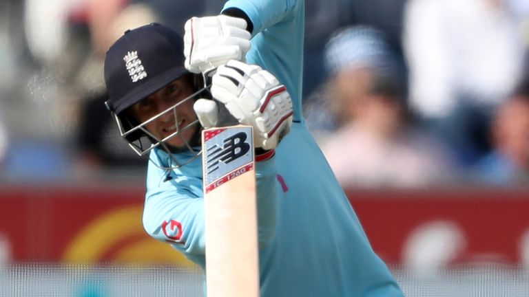 Joe Root guided England to an emphatic victory with a classy knock on his 150th ODI appearance
