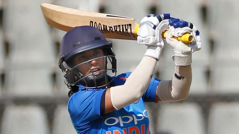 Mithali Raj will lead India in the Test match against England in Bristol
