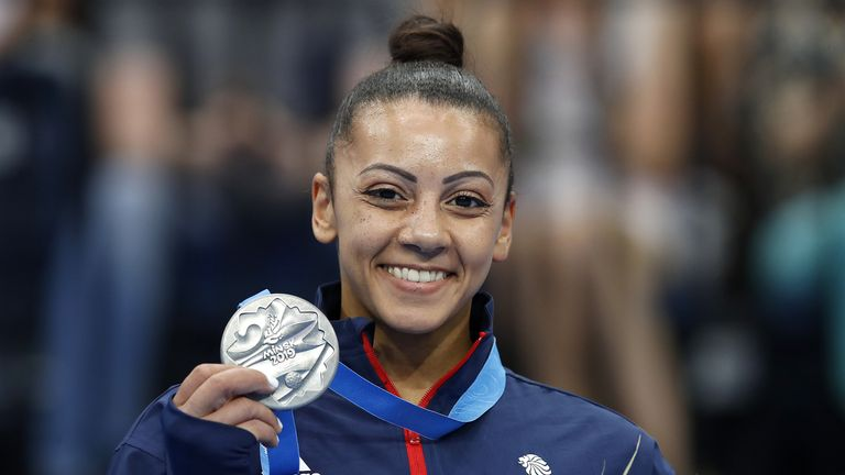 British Gymnastics accused after Becky Downie omitted from Team GB's Tokyo 2020