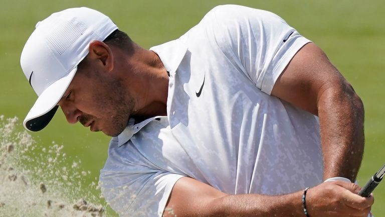 Koepka is an eight-time winner on the PGA Tour, with his most recent victory at February's Waste Management Phoenix Open