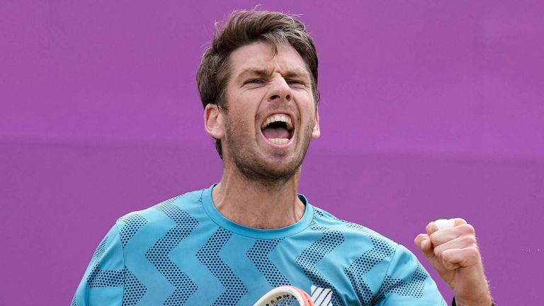 Cameron Norrie is seeded at a Grand Slam for the very first time following his exploits at Queen's Club last weekend