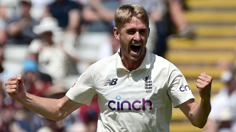 England bowler Olly Stone will miss the rest of the season with a stress fracture of the back