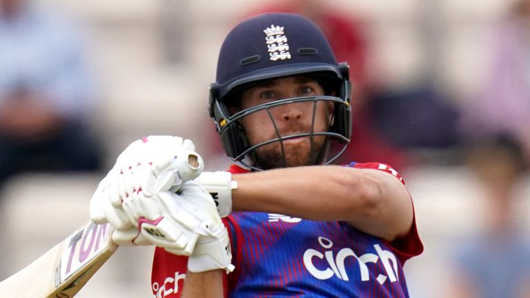 Dawid Malan has catapulted himself to the top of the world T20 batting rankings after an exceptional couple of years