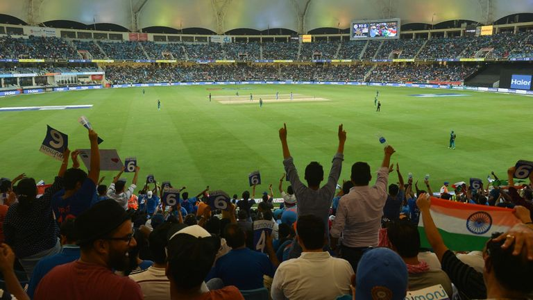 The Dubai International Stadium in the United Arab Emirates could be set to play host to the 2021 T20 World Cup