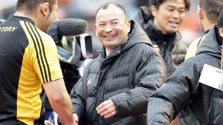 Jones has held a consultancy role with Japanese club side Suntory Sungoliath for two decades