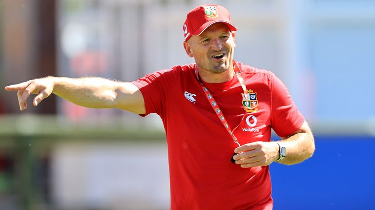 British and Irish Lions attack coach Gregor Townsend spoke exclusively to Sky Sports Rugby ahead of the tour