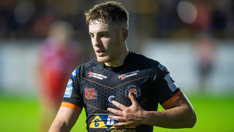 Jake Trueman (pictured), and the likes of Michael Shenton, Oliver Holmes, Nathan Massey are likely to see pitch-time, having sat out the defeat to Leeds