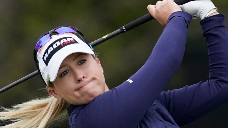 Jodi Ewart Shadoff will be looking for a return to form in California this week