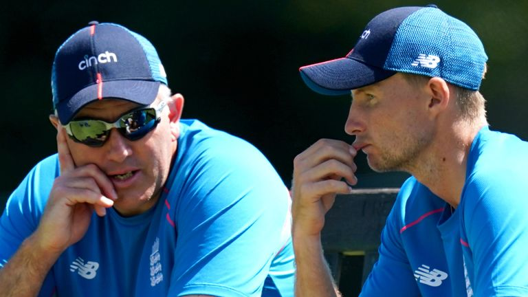Head coach Silverwood has admitted that a lack of preparation for Test cricket has not been ideal for England this summer