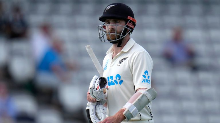New Zealand captain Kane Williamson will be part of the 15-man squad to face India following injury