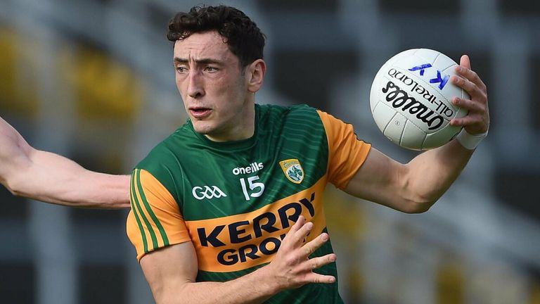 Paudie Clifford starred for Kerry on Saturday