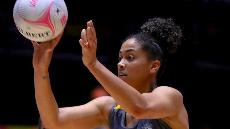Leeds Rhinos Netball are in the play-offs in just their first season (Image credit - Ben Lumley)