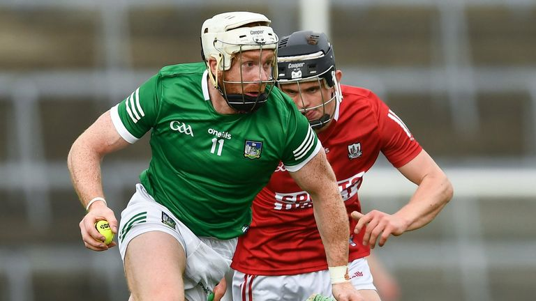 Limerick prevailed comprehensively when the sides met in the National League, although Cork were not at full strength