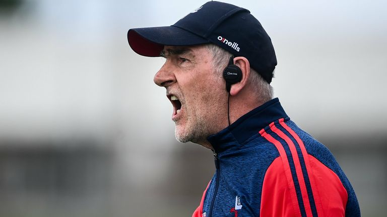 Mickey Harte would relish more championship matches this summer